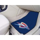 "Oklahoma City Thunder 18"" x 27"" Auto Floor Mat (Set of 2 Car Mats)"