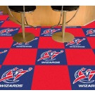 "Washington Wizards 18"" x 18"" Carpet Tiles (Box of 20)"