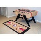 "Philadelphia 76ers 24"" x 44"" Basketball Court Runner"