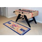 "Washington Wizards 24"" x 44"" Basketball Court Runner"