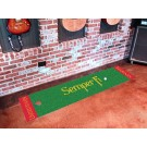 "US Marines 18"" x 72"" Golf Putting Green Mat"