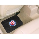 "Chicago Cubs 14"" x 17"" Utility Mat (Set of 2)"