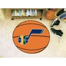 "Utah Jazz 27"" Basketball Mat"