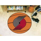 "Portland Trailblazers 27"" Basketball Mat"