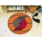 "Portland Trailblazers 27"" Basketball Mat"