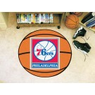 "Philadelphia 76ers 27"" Basketball Mat"