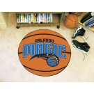 "Orlando Magic 27"" Basketball Mat"
