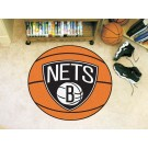 "New Jersey Nets 27"" Basketball Mat"