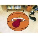 "Miami Heat 27"" Basketball Mat"