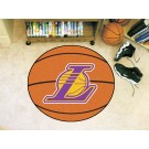 "Los Angeles Lakers 27"" Basketball Mat"