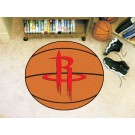 "Houston Rockets 27"" Basketball Mat"