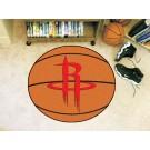 "Houston Rockets 27"" Basketball Mat"