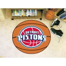"Detroit Pistons 27"" Basketball Mat"