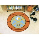 "Denver Nuggets 27"" Basketball Mat"