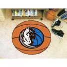 "Dallas Mavericks 27"" Basketball Mat"