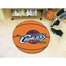 """Cleveland Cavaliers 27"""" Basketball Mat"""