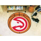 "Atlanta Hawks 27"" Basketball Mat"