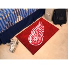 "Detroit Red Wings 19"" x 30"" Starter Mat"