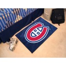 "Montreal Canadiens 19"" x 30"" Starter Mat"