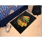 "Chicago Blackhawks 19"" x 30"" Starter Mat"