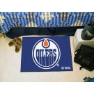"Edmonton Oilers 19"" x 30"" Starter Mat"