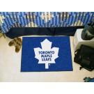 "Toronto Maple Leafs 19"" x 30"" Starter Mat"
