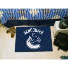 "Vancouver Canucks 19"" x 30"" Starter Mat"