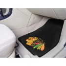 "Chicago Blackhawks 18"" x 27"" Auto Floor Mat (Set of 2 Car Mats)"