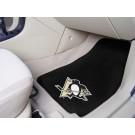 "Pittsburgh Penguins 18"" x 27"" Auto Floor Mat (Set of 2 Car Mats)"