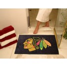 "Chicago Blackhawks 34"" x 45"" All Star Floor Mat"