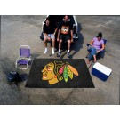 Chicago Blackhawks 5' x 8' Ulti Mat by