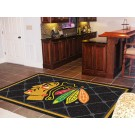 Chicago Blackhawks 5' x 8' Area Rug