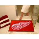 "Detroit Red Wings 34"" x 45"" All Star Floor Mat"