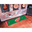 "Detroit Red Wings 18"" x 72"" Golf Putting Green Mat"