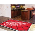 Detroit Red Wings 5' x 8' Area Rug by
