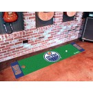 "Edmonton Oilers 18"" x 72"" Golf Putting Green Mat"