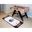 """Edmonton Oilers 30"""" x 72"""" Hockey Rink Runner"""