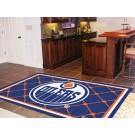 Edmonton Oilers 5' x 8' Area Rug