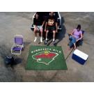 Minnesota Wild 5' x 6' Tailgater Mat by