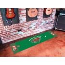 "Minnesota Wild 18"" x 72"" Golf Putting Green Mat"