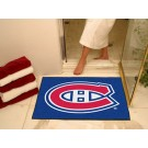 "Montreal Canadiens 34"" x 45"" All Star Floor Mat"