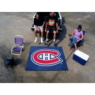 Montreal Canadiens 5' x 6' Tailgater Mat by