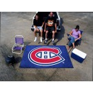 Montreal Canadiens 5' x 8' Ulti Mat by