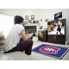 Montreal Canadiens 4' x 6' Area Rug by