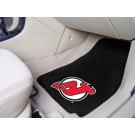 "New Jersey Devils 18"" x 27"" Auto Floor Mat (Set of 2 Car Mats)"