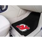 """New Jersey Devils 18"""" x 27"""" Auto Floor Mat (Set of 2 Car Mats)"""