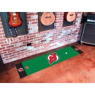 "New Jersey Devils 18"" x 72"" Golf Putting Green Mat"