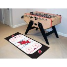 "New Jersey Devils 30"" x 72"" Hockey Rink Runner"