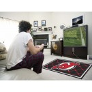 New Jersey Devils 4' x 6' Area Rug by