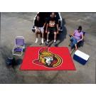Ottawa Senators 5' x 6' Tailgater Mat